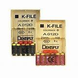 Densply K file