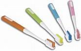 Plasdent orthodontic a toothbrush