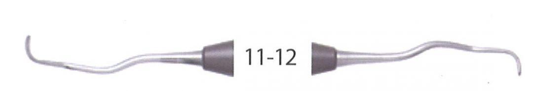 11-12 Gracery Curetters