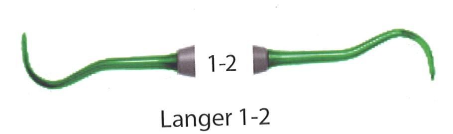 Implant Scaler 1-2