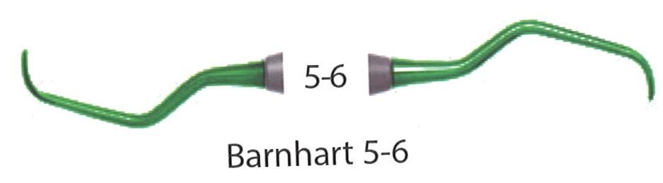 Implant Scaler 5-6 Barnhart